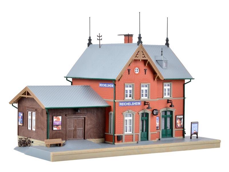Bahnhof Reichelsheim, Bausatz, Spur H0