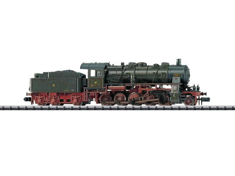 Güter-Schlepptenderlok G12 KPEV Spur N