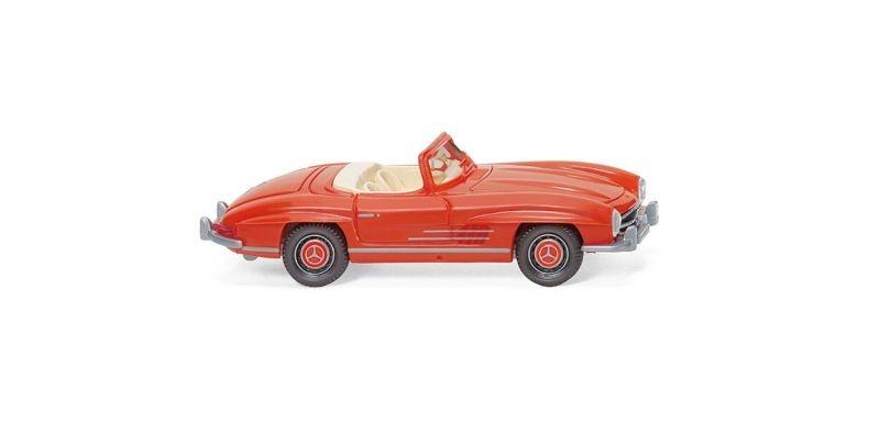 MB 300 SL Roadster orange, 1:87 / H0