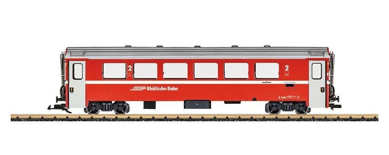 Schnellzugwagen EW IV, 2. Klasse, Epoche VI, Spur G