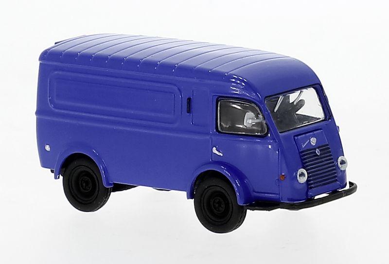 Renault Goelette, blau, 1950, 1:87 / H0