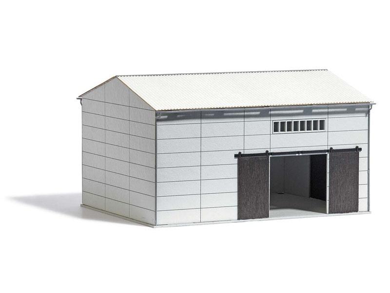 LPG Bergehalle Bausatz, Spur H0