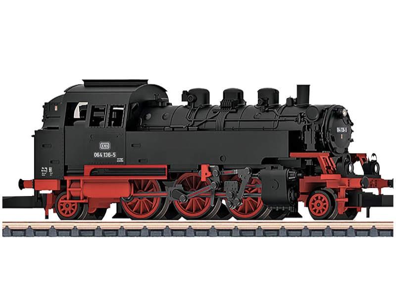 Tender-Dampflokomotive BR 064 DB Spur Z