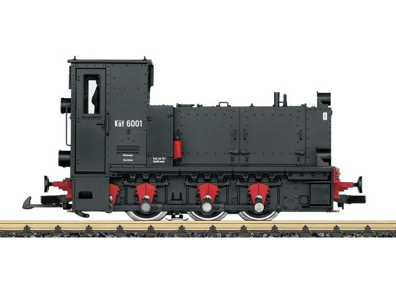 SOEG Diesellok Köf 6001 Spur G
