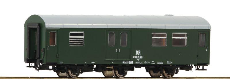 Reko-Gepäckwagen der DR, Epoche IV, Spur H0