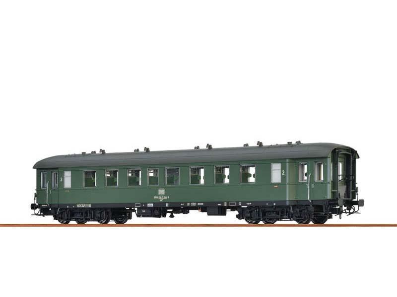 Eilzugwagen Bye 667 der DB, IV, Spur H0