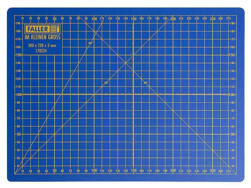 Schneidematte 300 x 220 x 3 mm (A4)