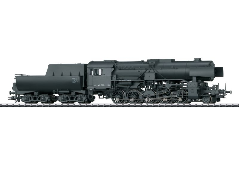 Güterzug-Dampflok BR 42 der DR, mfx, Sound, Spur H0