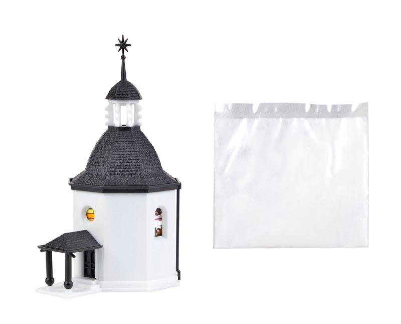 Stille-Nacht-Gedächtnis-Kapelle mit Beleuchtung, Spur Z