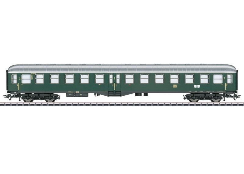 Eilzugwagen B4ym(b)-51 der DB, AC, Spur H0