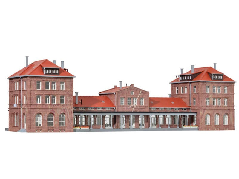 Bahnhof Calw, Bausatz, Spur H0