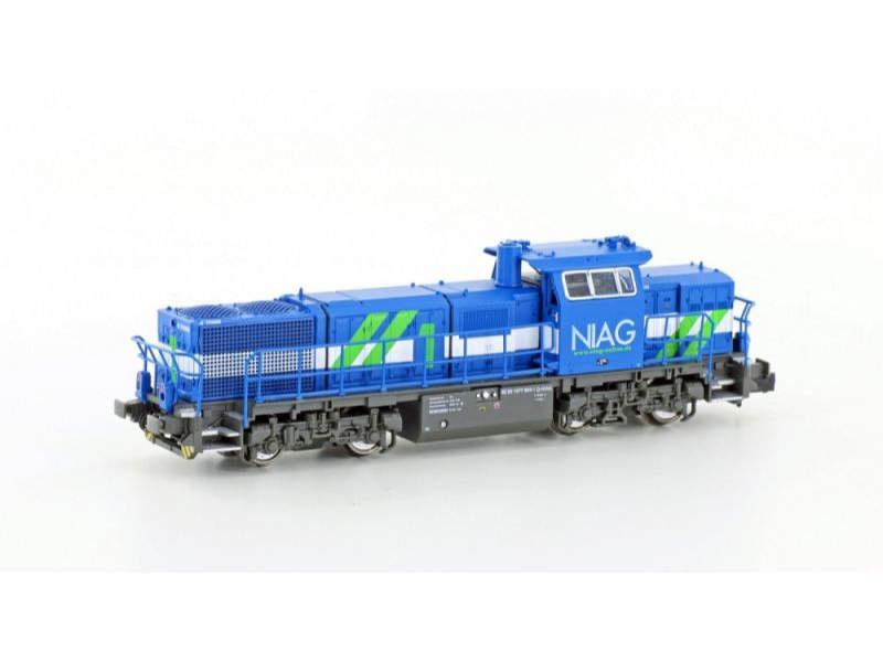 Diesellok Vossloh G1700 NIAG, Epoche V, Spur N