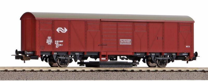 Schienenreinigungswagen der NS, Ep. IV, DC, Spur H0