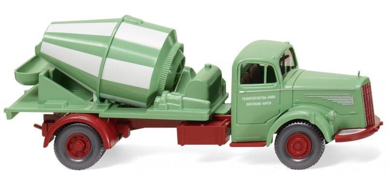Betonmischer (MB L 6600) Transportbeton GmbH 1:87 / H0