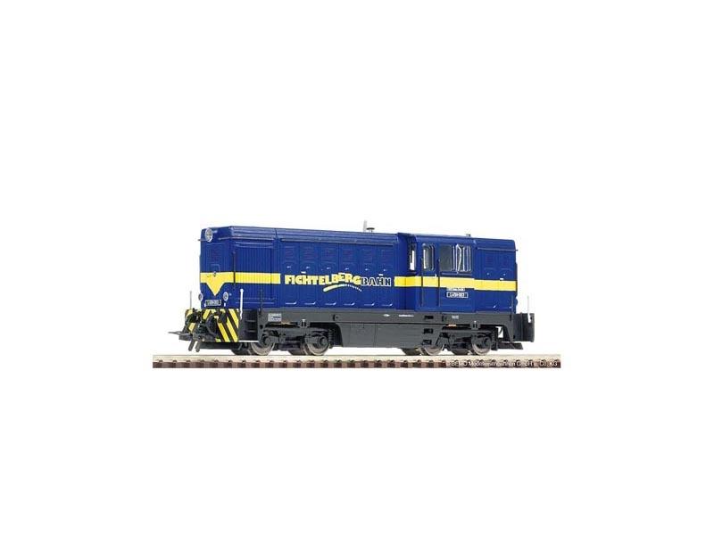 Fichtelbergbahn Diesellok L45H-083 der BVO, Spur H0e