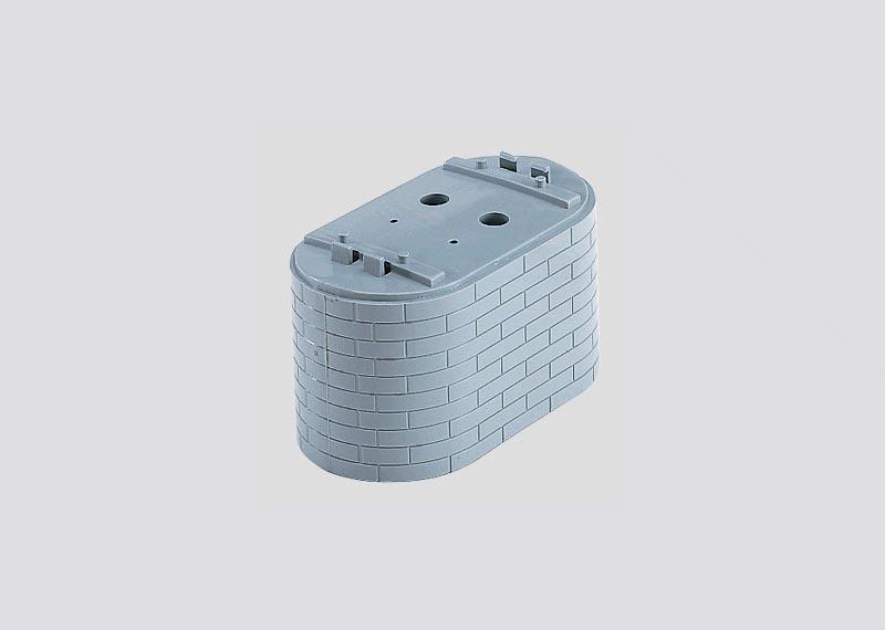 Pfeiler 30 mm für Brücken H0