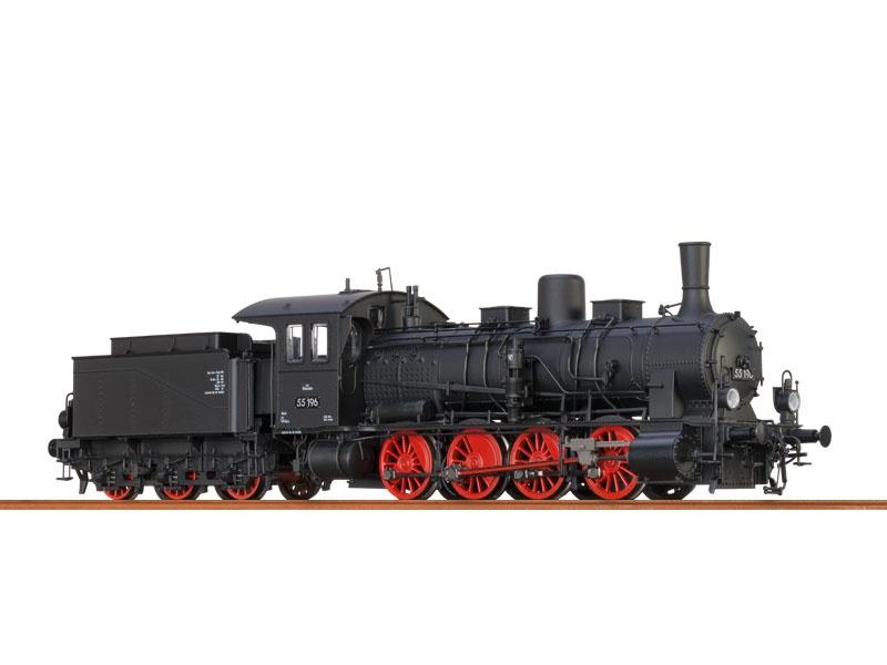 Güterzuglok BR G7.1 der BBÖ, III, DC, Analog, H0