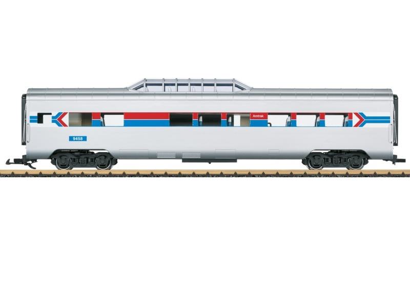Amtrak Aussichtswagen Phase I, Spur G