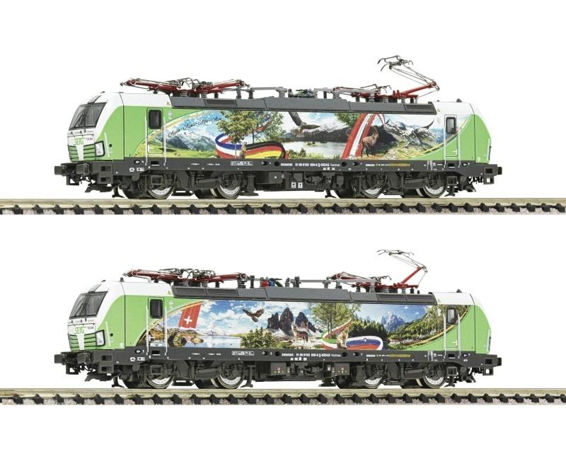 E-Lok 193 839-8 Alpenlok SETG, DC, Spur N