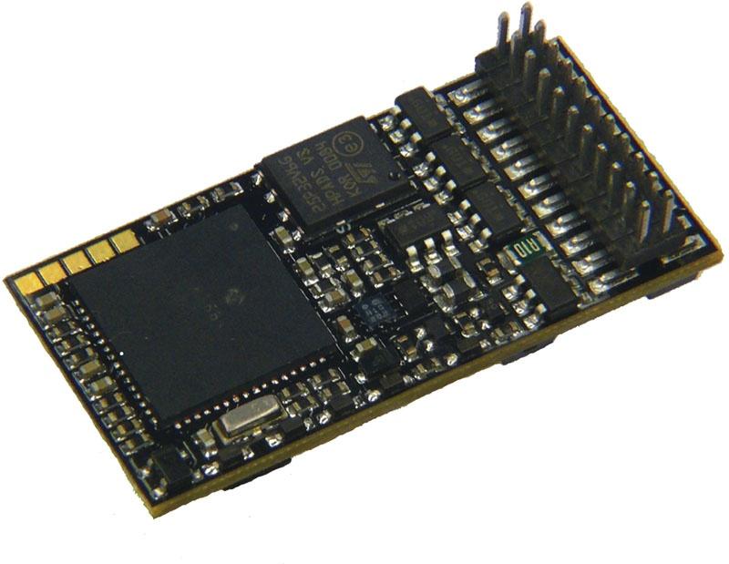 PluX22-Sounddecoder (NEM 658) H0
