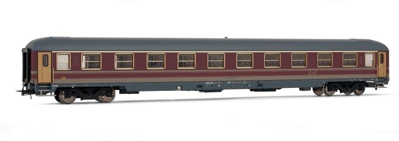 Reisezugwagen Typ X82, 1.Klasse der FS, DC, Spur H0