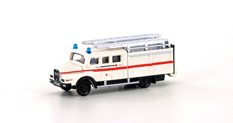 MAN LF 16-TS Gerätewagen DRK, Ep. III, IV, Spur N