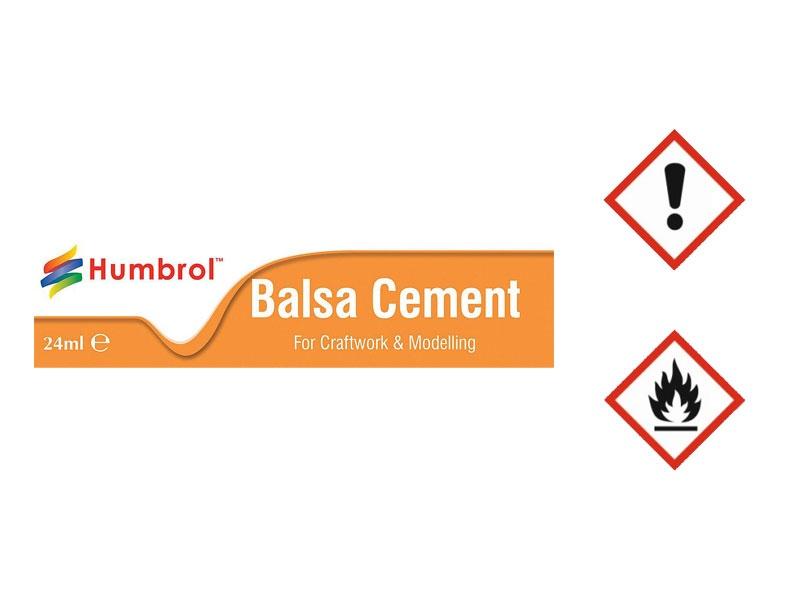 Balsa Cement, Klebstoff, 24 ml