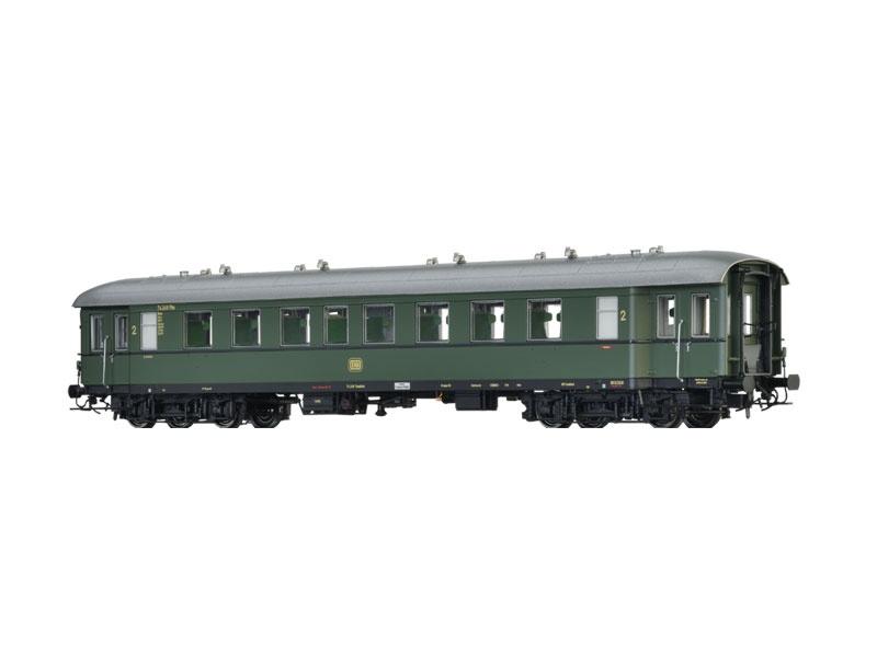 Eilzugwagen B4ye-36/50 der DB, III, Spur H0