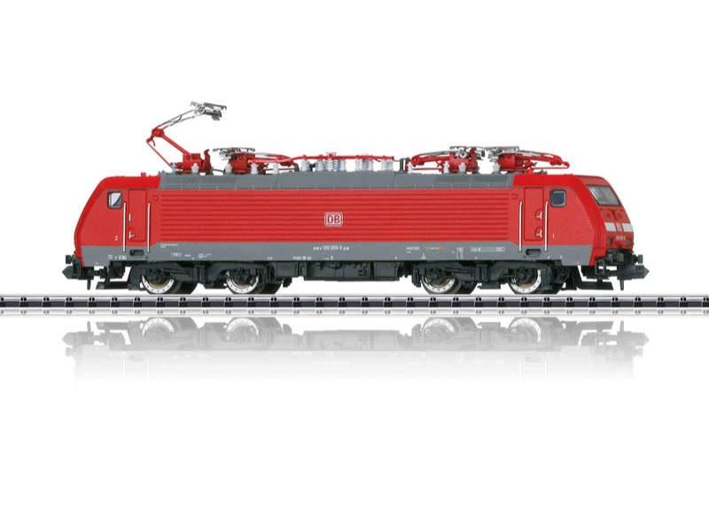 E-Lok BR 189 DB AG Spur N