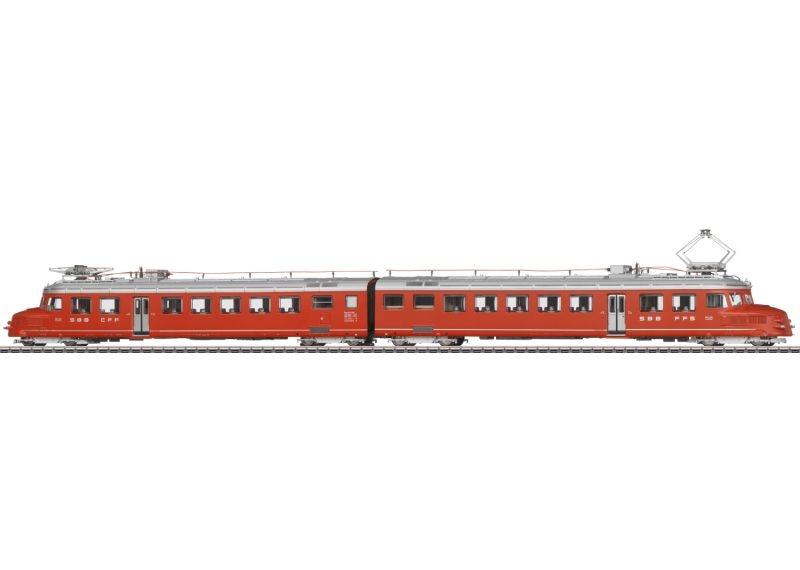 Triebwagen RAe 4/8 Churchill, mfx+, Sound, AC, Spur H0