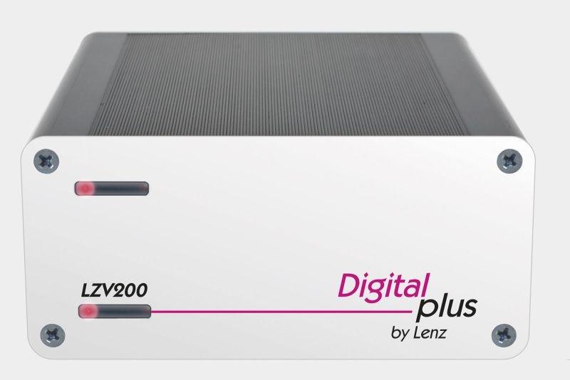 Digital plus Zentrale LZV200 incl. Leistungsverstärker