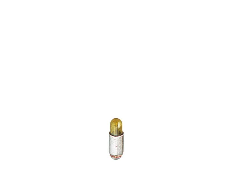 Steckbirne für Metallsignale, gelb, 16 V