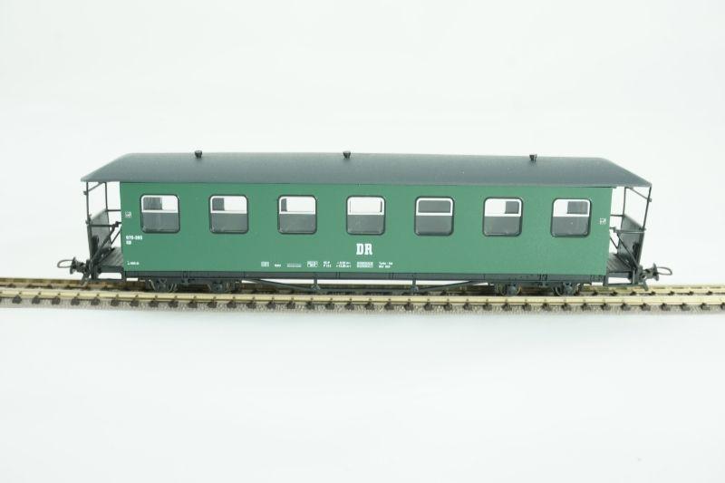 Personenwagen 2. Klasse 970-395 der DR, Spur H0e