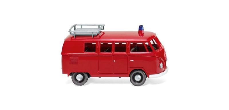 Feuerwehr - VW T1 (Typ 2) Bus 1:87 / H0