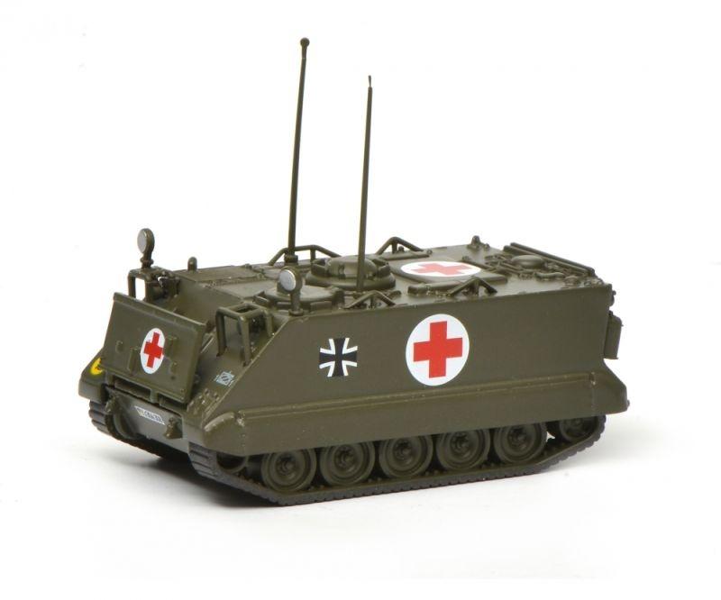 M113 Sanitätspanzer Bundeswehr, 1:87 / Spur H0