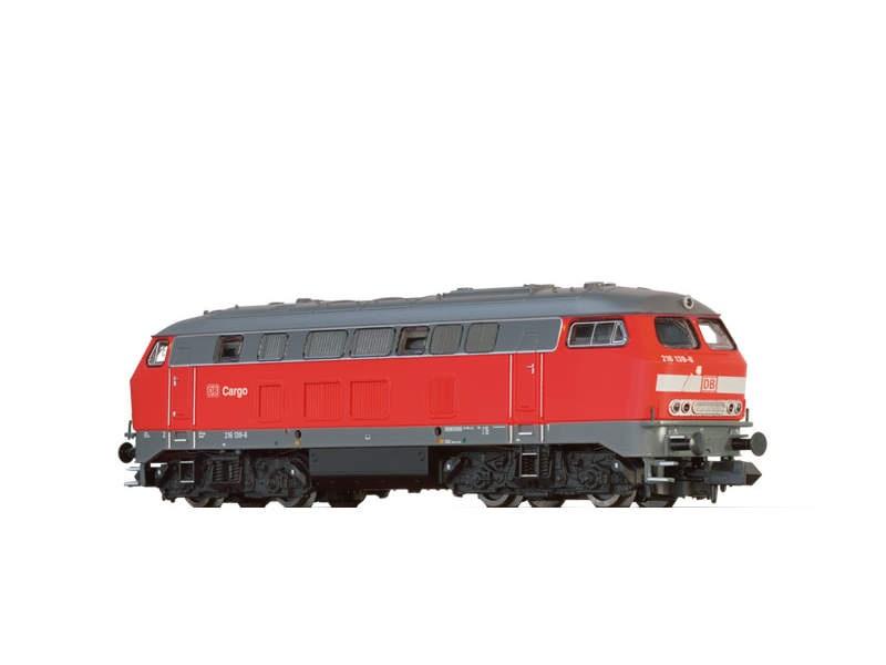 Diesellok BR216 der DB, V, Sound, Spur N