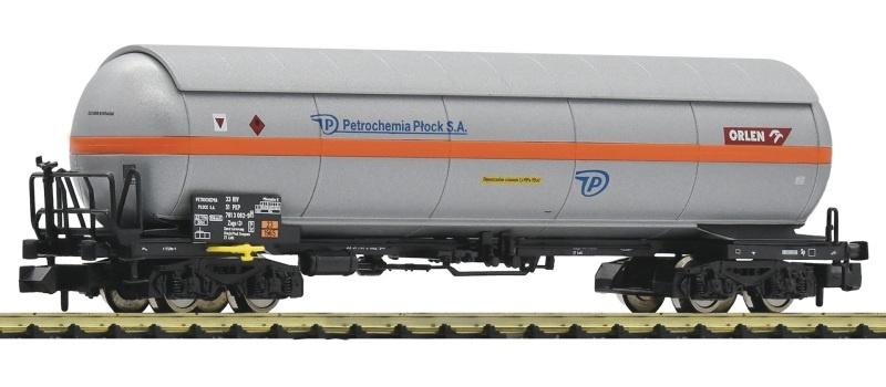 Druckgaskesselwagen der PKP, Petrochemia, Spur N