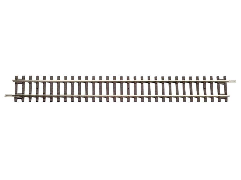 Gerades Gleis G239, A-Gleis mit Holzschwelle, Spur H0