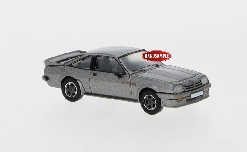 Opel Manta B GSI metallic grau, 1984, 1:87 / Spur H0