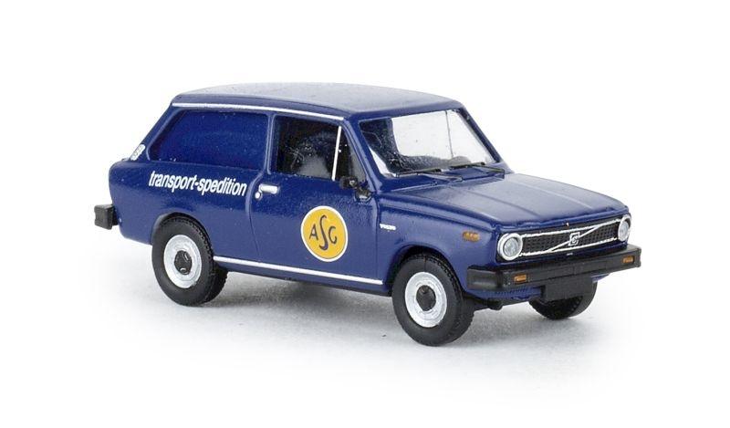 Volvo 66 Kombi, ASG, 1975, 1:87 / Spur H0