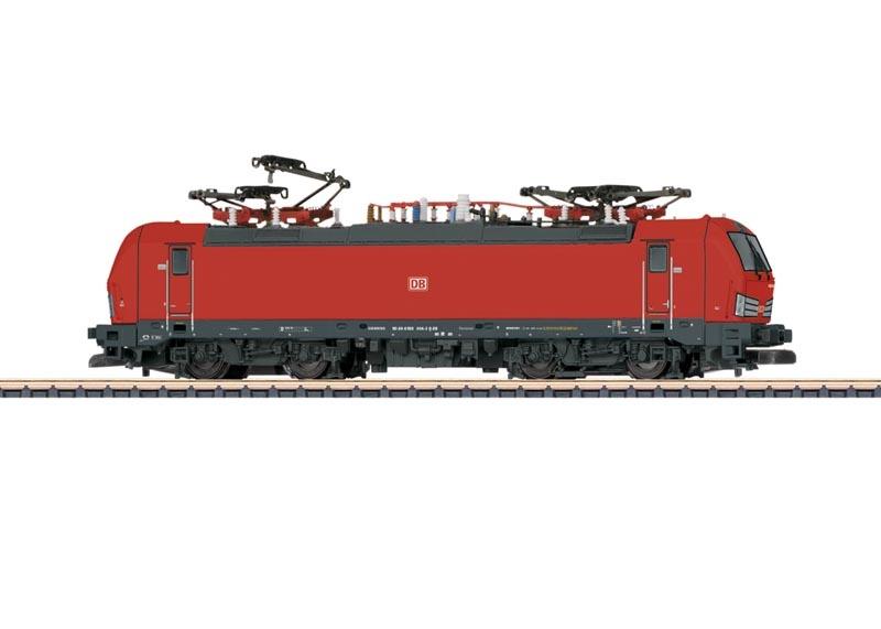 Elektrolokomotive BR 193 der DB AG Cargo, Spur Z