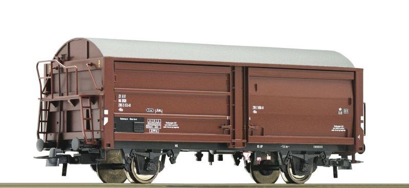 Schiebewandwagen der DSB, DC, Spur H0