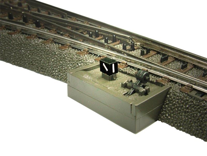 Weichenlaterne mit LED-Beleuchtung, Spur H0