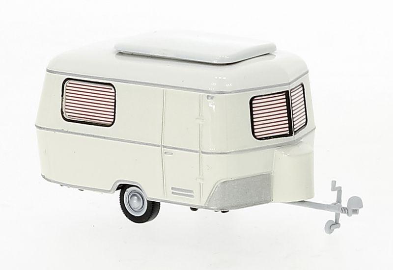 Eriba Pan Caravan, weiß, 1960, 1:87 / H0