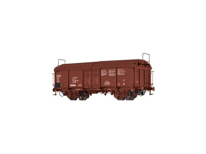Gedeckter Güterwagen Tms der DR, Spur H0