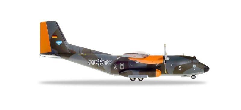 Luftwaffe Transall C-160 Lufttransportgeschwader 63 1:200