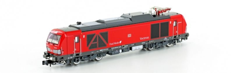 Vectron Dual Mode DB-Design, Epoche VI, Spur N