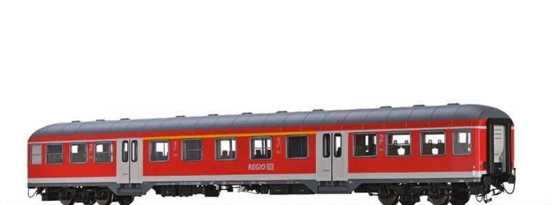 Nahverkehrswagen ABnrz 418.4 der DB AG, DC, Spur H0