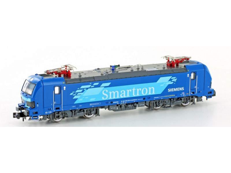 E-Lok BR192 001 Vectron Siemens Smartron, Epoche VI, Spur N