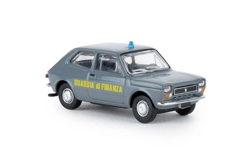 Fiat 127 Guardia di Finanza, Starline, Spur H0